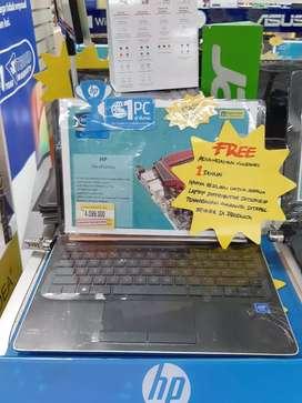 Kredit Laptop HP 14SCF1046TU Intel Celeron