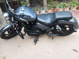 Royal Enfield in good condition. Genuine buyers please call