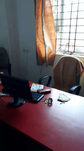 150 Sqft Office Space for Rent near at Ayurveda College, Thampanoor