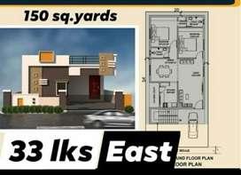 22 lks,, 28 lks,, 33 lks, individual houses,, lankelapalem Nh5 to 5km,