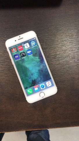 Iphone 6s gold without facetime 64gb good condition