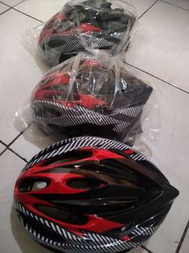 Jual helm sepeda EPS foam PVC Shell-x10 OMSE1MBK