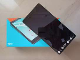 Lenovo Tab 7 with brand new condition