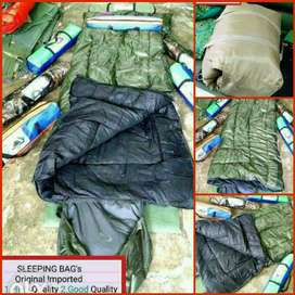 Sleeping BAGS - Camping ON - FREE Home Delivery
