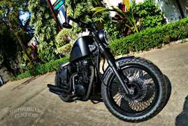 Royal Enfield classic modified
