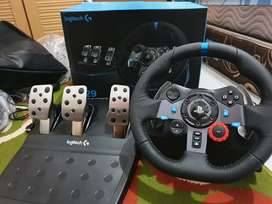 Logitech G29 driving force wheel untuk PS3 PS4 PC