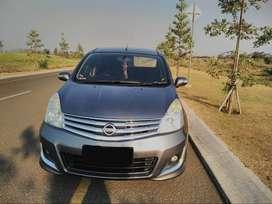 Nissan Grand Livina HWS 2012 MT