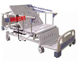PATIENT BED CHAIR POSITION MANUAL & ELECTRIC ON RENT