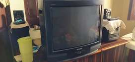 Sony 22 inch CRT TV for sale