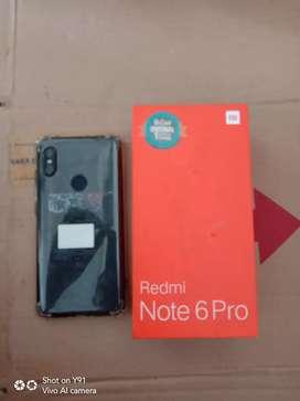 Xiomi redmi note 6