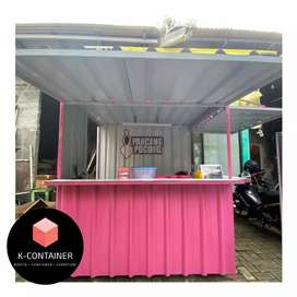 PROMO!!!BOOTH CUSTOM,BOOTH CONTAINER,BOOTH KEDAI,BOOTH CAFE