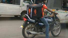 Delivery boys in Swiggy
