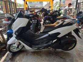 Yamaha nmax 2016 di Rafael motor Teluk Dalam