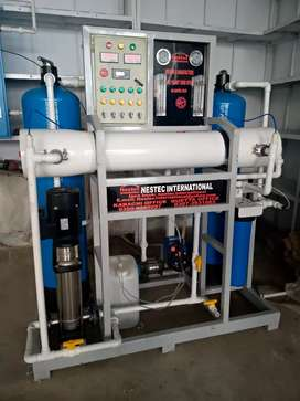 5000 Gpd ro plant for mineral water