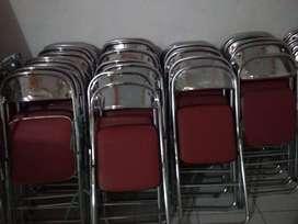 beli kursi lipat chitose atau futura, ke toko kami aja