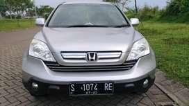 Dijual Honda CRV 2,4 thn 2008