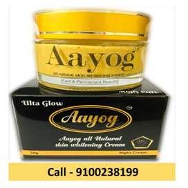 Aayog All Natural Fairness cream