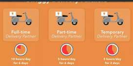 @Hiring for swiggy food delivery boys at DILSHUKNAGAR@