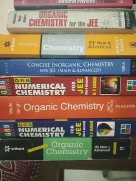 JEE Chemistry book at 45%MRP