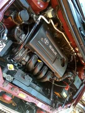 Corolla altis 2001 mulus siap pake