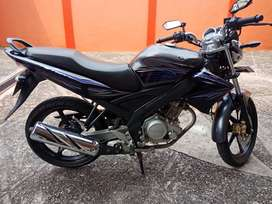 Yamaha V-ixion 150 Old Tahun 2010 Warna Abu-abu Rokok