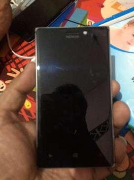 Jual LCD Nokia Lumia 925 ori copotan