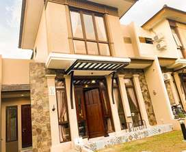Full furnished house for rent at BSD city (cocok utk pasangan muda)