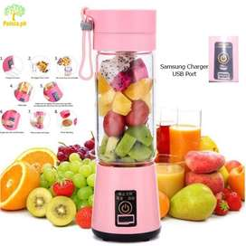 Juice Cup YE-01 Porcelain Portable And Rechargable Batery JuiceBlender