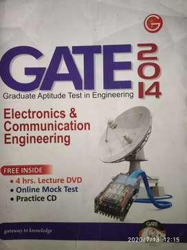 GATE Book for Engineering aspirants (G.K.Publication)