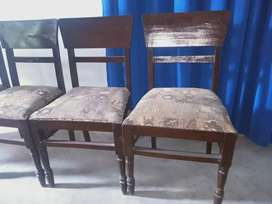 Bed dressing table chairs table singal bed