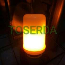 Lampu Led Api Obor