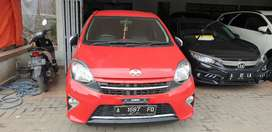 Toyota Agya mt 2016, Tangan pertama, km low 27rb, pajak panjang 07-21