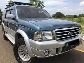 Ford Everest 2004 XLT TDI AT Diesel ori antik istimewa terawat