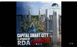 3.5 marla in old booking for sale in capital smart city