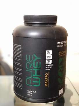 Pure Whey Protein/ Mass Gainer