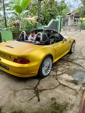 Djual BMW Z3 metik 2000 km 46rb kondisi istimewah 375jt nego