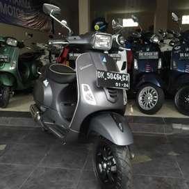 Vespa S 125 iget tahun registrasi 2019 Samsat baru Bali Dharma motor