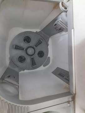 LG washing machine semi automatic