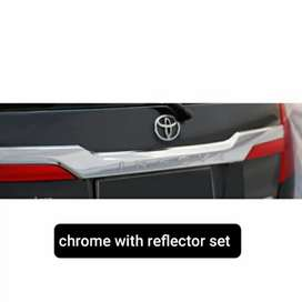 Innova dikki chrome with reflector