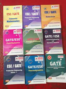 GATE MATERIAL FOR MECHANICAL ENGINEERING