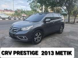 HONDA CRV 2,4 prestige 2013 METIK BISA TUKAR TAMBAH BISA PROSES KREDIT