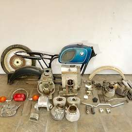 Spare Parts BMW R60/5