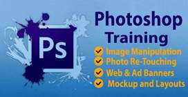 Photoshop Beggineer to Expert in One Month!
