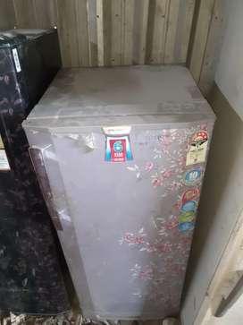 Rent on new fridge single door for rent