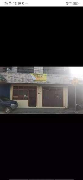 Dijual TANAH UKURAN 67M2 di Jalan jendral sudirman Pangkalpinang.