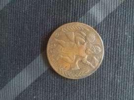 Rare Hanuman coins