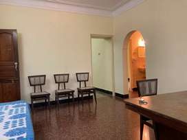 Available 1bhk unfurnished flat for rent