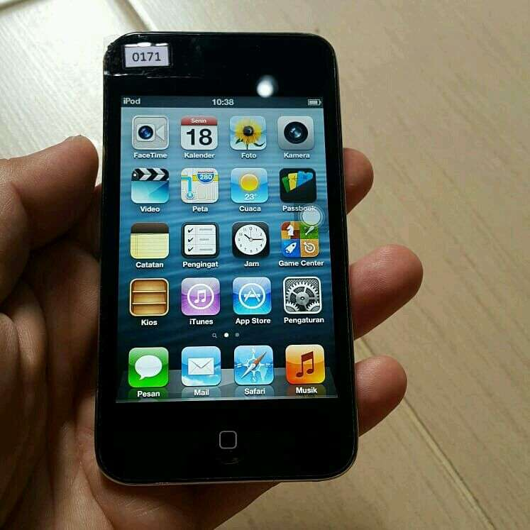 ipod touch 4 8gb for joging 0