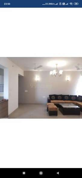 3 BHK apartment on rent