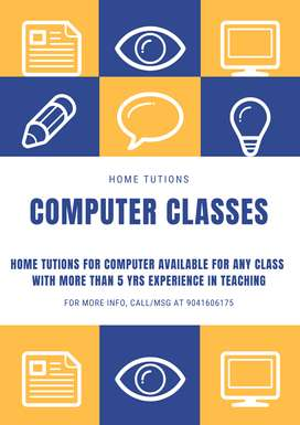 Computer classes for any class